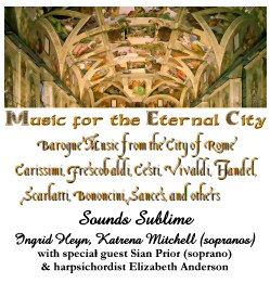 Sounds Sublime - Music for the Eternal City