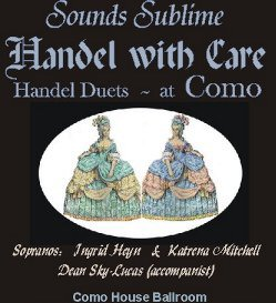 Sounds Sublime - Handel Duets